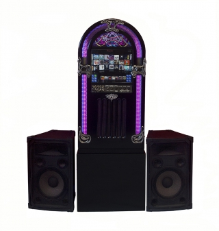 Jukeboxes & Party Lights to rent